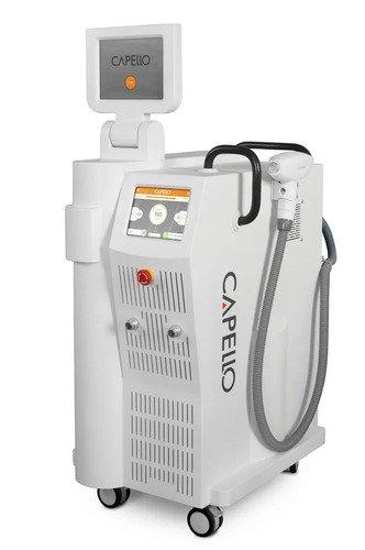 CAPELLO Viva (неодимовый наносекундный лазер)