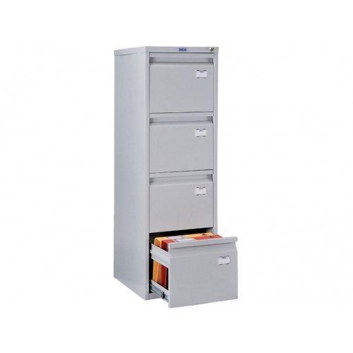 Картотека для систематизации и удобного хранения документации, 4 ящика ПРАКТИК МД A 44