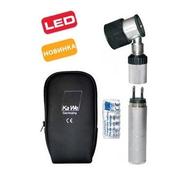 Дерматоскоп Kawe EUROLIGHT D30 (Евролайт Д30) 3,5В LED 01.31630.811