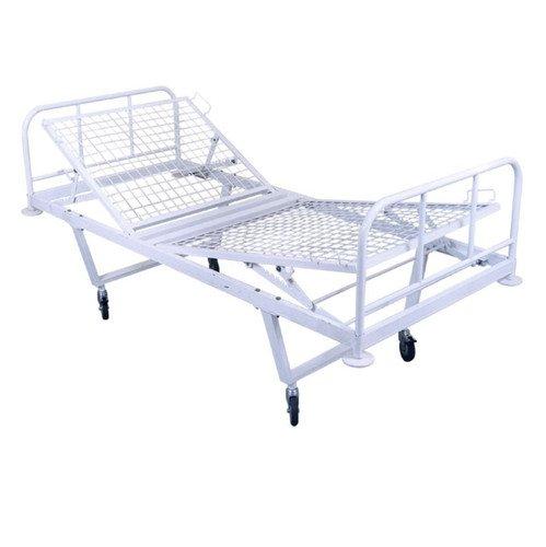 Кровать медицинская КФ3-01 МСК-103 для лежачих больных, двухсекционная