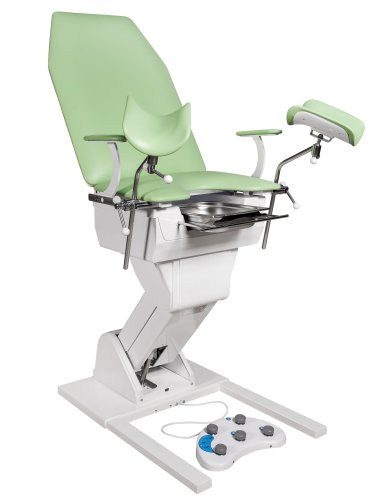 Кресло гинекологическое «Клер» модель КГЭМ 01 (3 электропривода)