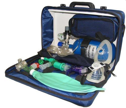 Ингалятор кислорода КИ-5, исполнение  2-V2-Р11Н-15-С-В4/В6-КР