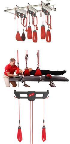 """Система для проведения кинезотерапии с разгрузкой веса тела """"Redcord"""""""