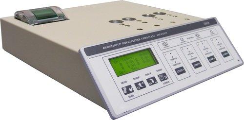Анализатор показателей гемостаза АПГ4-02П с принтером