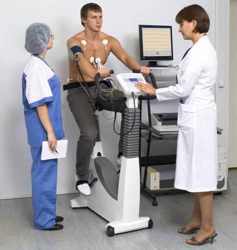 Комплекс электрокардиографический для нагрузочных проб на основе ЭК12К-01