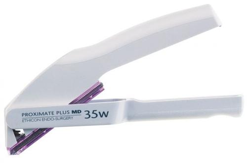 PMW35 Кожный сшивающий аппарат (степлер) Проксимат (Proximate), 35 широких скобок,  Ethicon