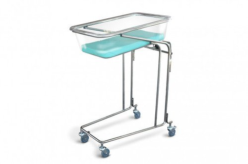 Кровать для новорожденных КН (нержавеющая сталь)