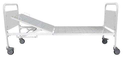 Кровать медицинская ИМК-5 для лежачих больных, двухсекционная