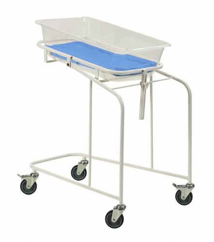 Кровать-тележка для новорожденных с подвижным ложем КТН-01 МСК-130