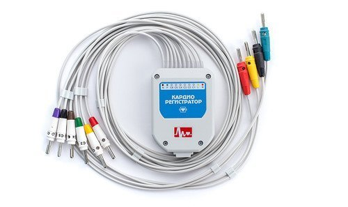 Компьютерный электрокардиограф КРП-01 с ПО «Armasoft 12-Cardio»