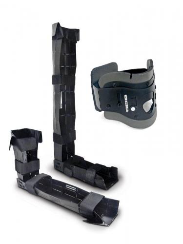 Комплект шин транспортных иммобилизационных складных однократного применения пластиковые  КШТИв-03