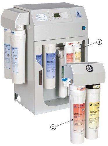 АКВАЛАБ AL-4 plus система водоподготовки