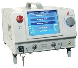 ЛАХТА-МИЛОН 0,97 мкм, 1-10 Вт, диодный хирургический лазерный аппарат