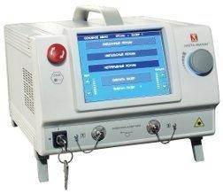 Лазерный диодный хирургический аппарат ЛАХТА-МИЛОН (0,97 мкм, 1-15 Вт)