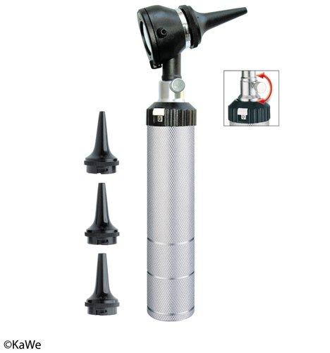 Отоскоп COMBILIGHT (Комбилайт) С 10, вакуумная лампа 2,5В, металл