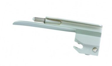 """Ларингоскоп интубационный с волоконной оптикой. Клинок, тип """"Миллер"""""""