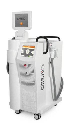 Диодный лазер для эпиляции и омоложения CAPELLO Plus