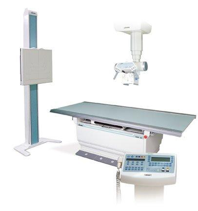 Стационарный рентгенографический аппарат REX-525R