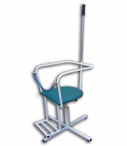Кресло вестибулярное Барани 1580х500х500 в/с 500 мм.