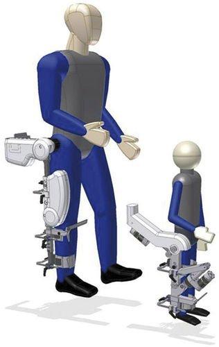 Комплекс роботизированный реабилитационный Lokomat для восстановления навыков ходьбы с биологической обратной связью, вариант исполнения: Блок комплекса роботизированного реабилитационного LokomatPro L6 PE (Lokomat Pediatric)
