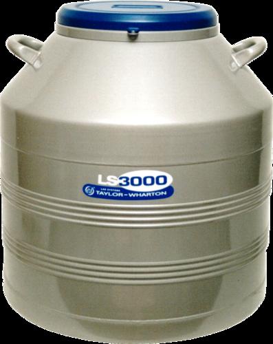 Криохранилище для хранения большого кол-ва пробирок в штативах LS 3000