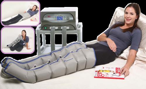 Аппарат физиотерапевтический для прессотерапии и лимфодренажа с принадлежностями, вариант исполнения: DL1200L