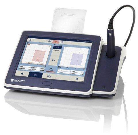 Импедансометр touchTymp MI 24 - анализатор среднего уха