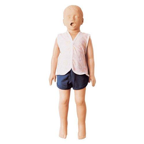 Манекен-симулятор ребенка 3 лет для отработки навыков сестринского ухода.