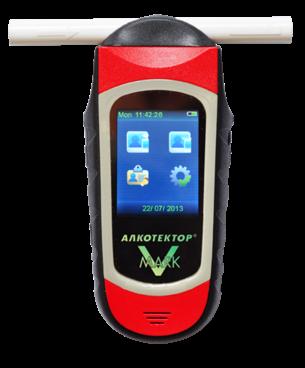 Анализатор паров этанола в выдыхаемом воздухе АЛКОТЕКТОР Mark V