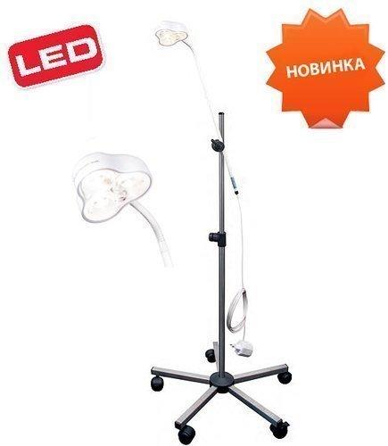 Светильник медицинский MASTERLIGHT® KaWe 10 LED без фокусировки, 3 LED лампы,  7W,  KaWe