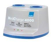 12.80005.002 ® 4000 Универсальное зарядное устройство, на 2 рукояти, 2.5 и 3.5 V аккум. (NiMH или LiIon)