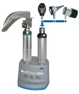 MedCharge® 4000 зарядное устройство, на 2 рукояти, 2.5 и 3.5 V аккум. (NiMH или LiIon)
