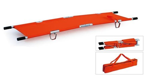 Медицинские носилки складные продольно-поперечно YDC-1A9