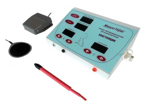 Аппарат МикроТерм, электрохирургический высокочастотный