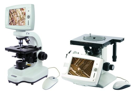 Микровизор медицинский проходящего света mVizo-103.