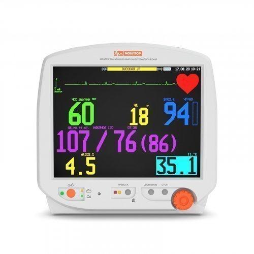 """Монитор пациента МИТАР 01-Р-Д, дисплей 10,4"""""""