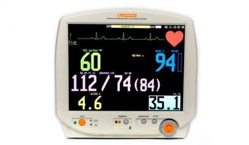 """Монитор пациента МИТАР 01-Р-Д, дисплей 12,1"""""""