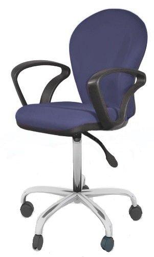 Кресло рабочее врача на металлической основе