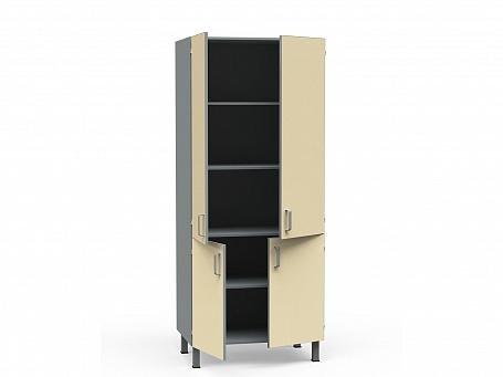 Мл-ШД-80/45 4 полки, шкаф для документов и медицинского инвентаря