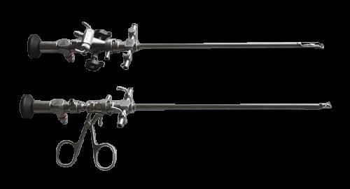 Цистоуретроскоп операционный комплект с гибким и жестким инструментом