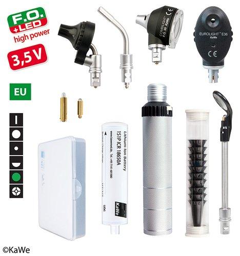 02.28014.002 Набор диагностический Комбилайт F.0.30 LED/E36, 3,5 В