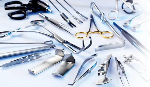 Набор инструментов операционный большой