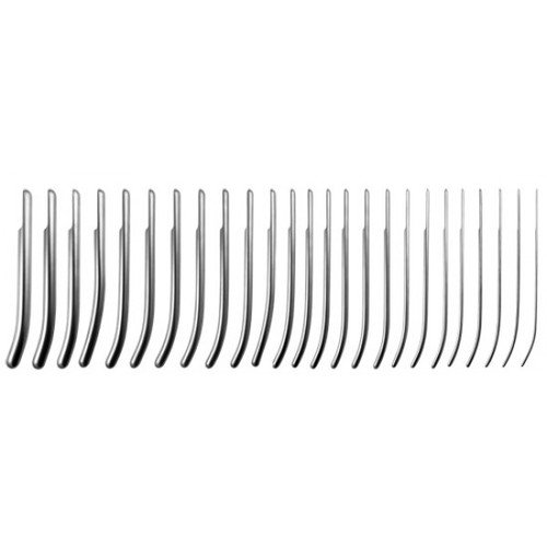 Р-6 Набор расширителей канала шейки матки (по Гегаро), 25 шт