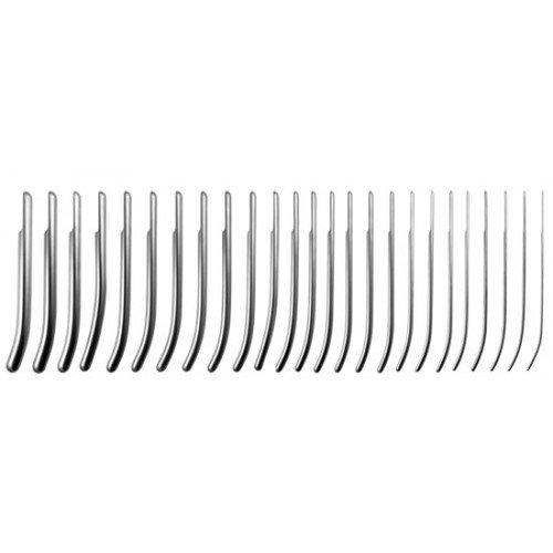 Набор расширителей канала шейки матки (по Гегаро), 25 шт, п-ва Ворсма