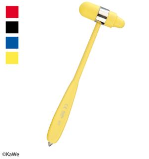 Молоточек неврологический КОЛОРФЛЕКС  малый цвет желтый (E-41722) пр-ва Kawe