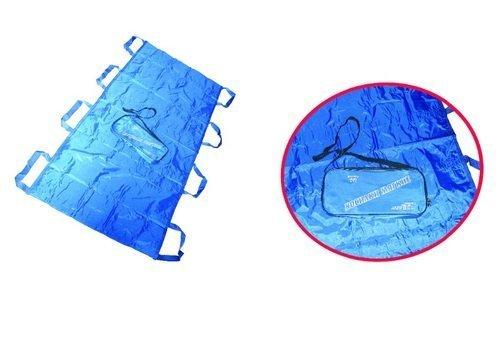 Мягкие носилки, размер: 2100Х850 мм, в комплекте: носилки мягкие,сумка-упаковка