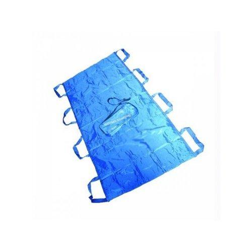 Мягкие носилки с фиксирующими ремнями, размер: 2100Х850 мм, в комплекте: носилки мягкие,сумка-упаковка
