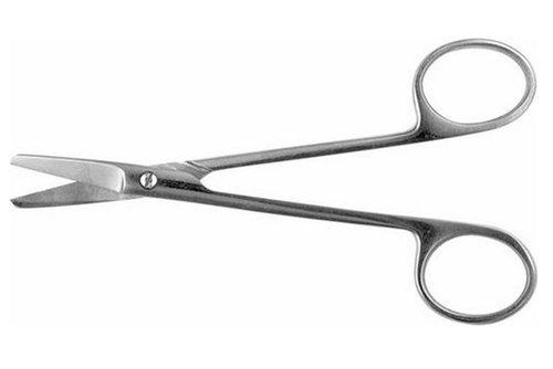 13-200 Ножницы: Operating прямые 155мм (Ножницы хирургические, прямые, 155 мм)
