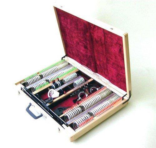 Набор пробных очковых линз и изделий офтальмологических средний НПОЛс-139-1«Орион М»