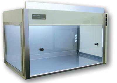 Бокс лабораторный с УФ лампой для проведения полимеразной цепной реакции БЛ-ПЦР